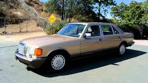 mercedes 420sel 1987 mercedes 420sel 1 owner 44 000 original mint car
