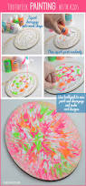 easy toothpick painting with kids club chica circle where
