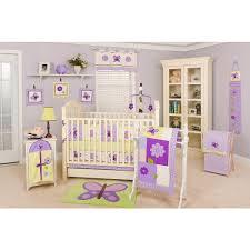 Lavender Butterfly Crib Bedding Pam Grace Creations 10 Crib Bedding Set Lavender Butterfly