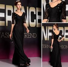 long black formal dresses with sleeves dresses trend