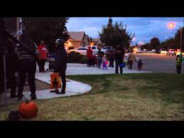 halloween 2014 scaring kids is so much fun youtube