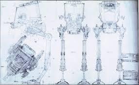 star wars all terrain scout transport blueprint silodrome