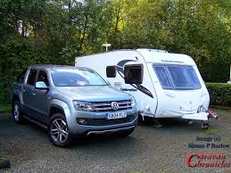volkswagen amarok custom towing with the amarok u2026 caravan chronicles