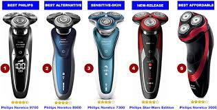 electric shaver is better than a razor for in grown hair 5 best philips norelco electric shavers 2018 men s razors skingroom