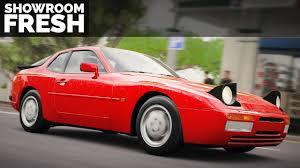 rally porsche 944 1989 porsche 944 turbo forza horizon 3 youtube