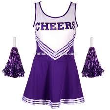 halloween costume cheerleader good quality cheerleader dress halloween party cheerleader costume