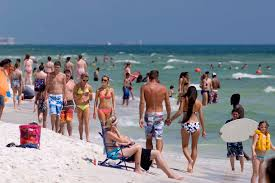 Map Of Northwest Florida by Spring Break 10 Destination Ideas From All Over The Map Campus