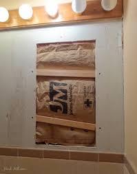 300 bathroom remodel installing shiplap or paneling over tile