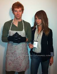 best homemade dexter couple costume homemade costumes dexter