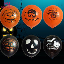 compare prices on halloween balloon decorations online shopping