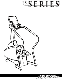life fitness stepper machine s9i user guide manualsonline com