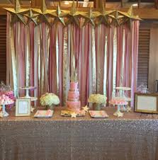 wedding backdrop hk blush pink and gold dyed fabric backdrop for ceremony 5ft