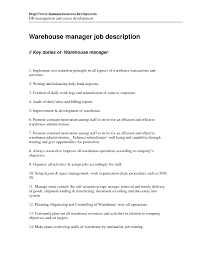 warehouse manager sample resume cover letter warehouseman resume resume for warehouseman cover letter sample resume warehouse job description worker manager templatewarehouseman resume extra medium size