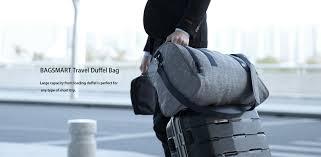 travel duffel bags images 40l duffel bag large foldable weekend travel shoulder handbag jpg