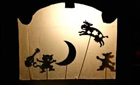how to make your own shadow puppet theatre youtube