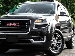 2014 used gmc acadia awd 4dr slt1 at alm gwinnett serving duluth