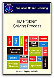 8d report template 8d problem solving step by step guidelines