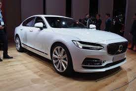 volvo quotes swanky 2017 volvo s90 makes global debut autoguide com news