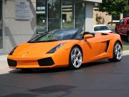 Lamborghini Gallardo Orange - 2006 lamborghini gallardo photos and wallpapers trueautosite