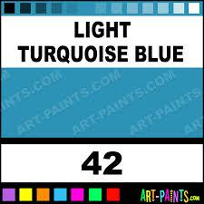 light turquoise blue pigment tattoo ink paints 42 light