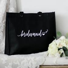 bridal party makeup bags best 25 bridesmaid makeup bag ideas on