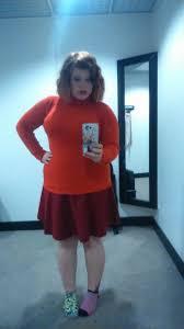 Velma Costume Velma Costume Is Coming Together Halloween Costumes Pinterest