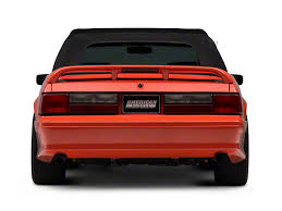 93 mustang lx tail lights axial mustang stock replacement tail lights pair 49319 87 93 lx