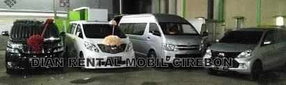 dalam kereta vellfire iklan rental sewa mobil cirebon harga bersaing dan murah
