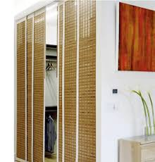 Space Saving Closet Doors Closet Door Options For Small Spaces Ideas Architectural Home