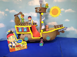jake neverland pirates deluxe bucky playset disney