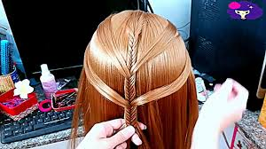 How To Make Easy Hairstyles At Home by Latest Hair Style For Girls 2016 Very Easy Steps Top Hair Tips