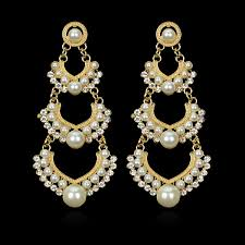 design of earrings aliexpress buy pearl earrings with pearl jewelry the