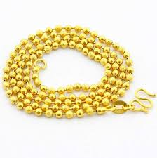 aliexpress buy new arrival fashion 24k gp gold new arrival fashion 24k gp gold plated necklace mens women yellow