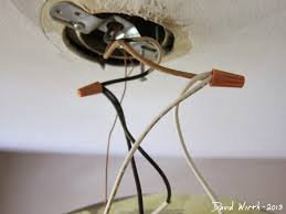 Light Fixture Wire Wire Light Switch