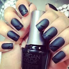25 best nails black matte images on pinterest make up matte