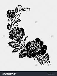 houzz home design jobs flowers design in black and white voilliov