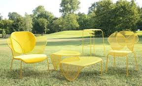 Yellow Patio Chairs Chairs Mesh Patio Chairs Gallery Of Mesmerizing Black Painting