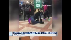 Mayfair Mall Map Mayfair Mall Site Of One Of Several Mall Fights In Us Monday
