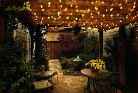 Commercial Grade Patio Light String by Outdoor Patio Light Strings U2013 Smashingplates Us
