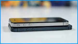 iphone 4s design iphone 5 vs 4 4s design hardware