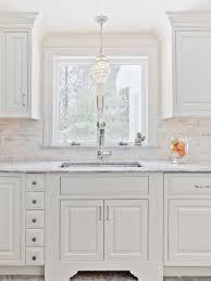 White Backsplash Tiles Tile Circle - White marble backsplash