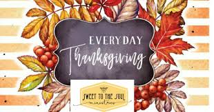 real ministries everyday thanksgiving