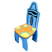 crayola table and chairs amazon com crayola wooden table and chair set toys games