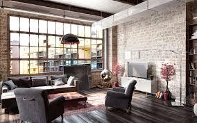 photography architecture interior design interiors loft brick wall