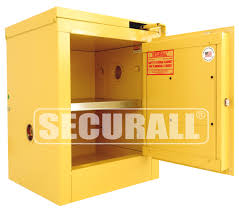 Yellow Flammable Storage Cabinet Securall Flammable Storage Flammable Cabinet Flammable Storage