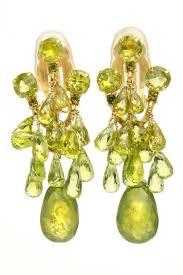 Peridot Chandelier Earrings 115 Best My U2022birth U2022stone U2022peridot Images On Pinterest Jewelry