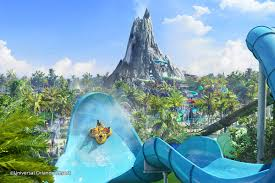Map Of Wet N Wild Orlando by Volcano Bay Water Park At Universal Studios Orlando Universal