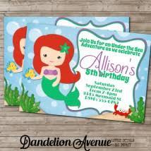 birthday invitations product categories dandelion avenue
