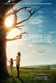 miracles from heaven movie poster movie posters pinterest