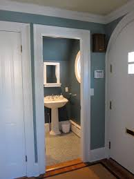 Hardwood In Powder Room Using Color To Create Balance U0026 Harmony U2013 Interiors For Families